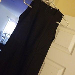 Zara black formal sexy dress NEW!!